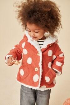 Куртка с флисовой подкладкой (3 мес.-7 лет)