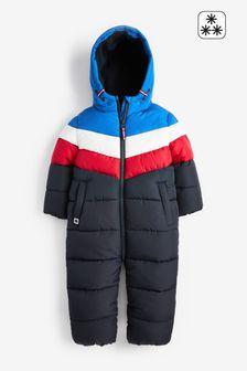 Chevron Snowsuit (3mths-7yrs)