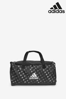 adidas全圖案印花旅行包