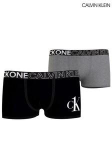 Набор трусов-боксеров Calvin Klein CK One (2 шт.)