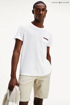 Tommy Hilfiger Pocket Stripe Flex T-Shirt