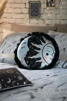 Skinnydip Grey Celestial Cushion
