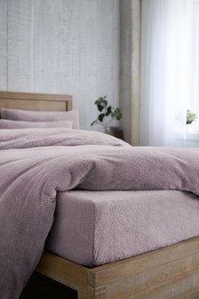 Cosy Fleece Sheet