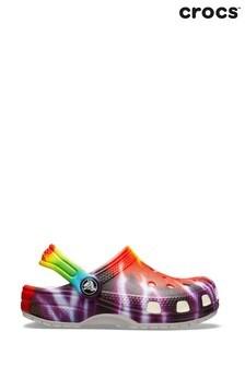 Crocs™ Tie Dye Clog Sandals