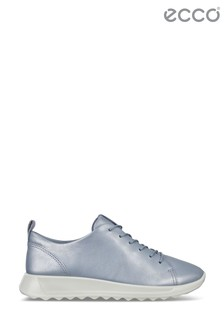 ECCO® Flexure Runner Leather Lace Trainers