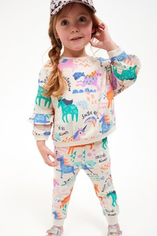 Unicorn Co-Ord Set (3mths-7yrs)