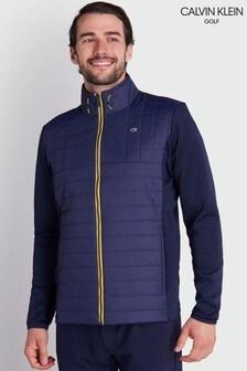 Calvin Klein Golf Blue Vardon Hybrid Jacket