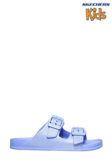 Skechers® Blue Cali Blast Sunshine Shimmer Shoes