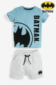 Batman T-Shirt And Shorts Set (3mths-8yrs)