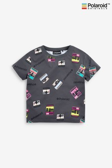 Relaxed Fit Polaroid T-Shirt (3-12yrs)