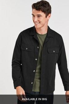 Куртка с двумя карманами
