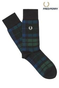 Fred Perry Tartan Socks