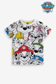 Paw Patrol Large All Over Print T-Shirt (6mths-8yrs)