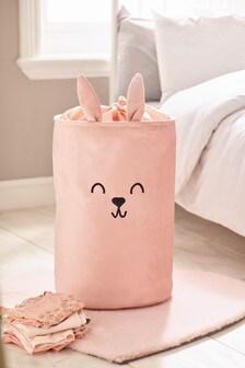 Velvet Bunny Storage Bag