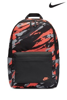 Nike Pink Camo Heritage Backpack
