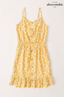 Abercrombie & Fitch Geknöpftes Kleid