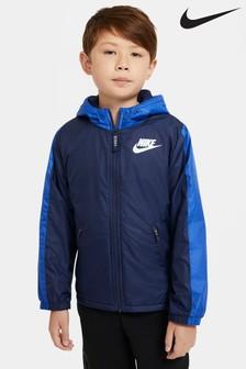 Куртка на флисовой подкладке Nike