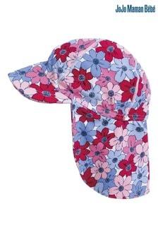 כובע להגנה מפני השמש של JoJo Maman Bébé בוורוד