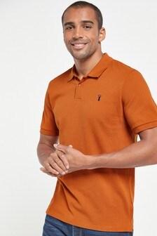 Рубашка поло из пике