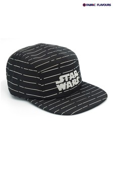 Fabric Flavours Black Star Wars™ Panel Cap