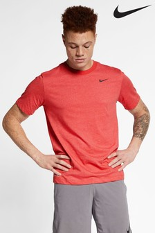 Nike Dri-FIT Trainingshirt aus Baumwolle