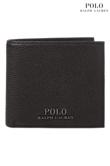Polo Ralph Lauren® Pebbled Leather Billfold Wallet