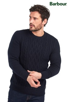 Barbour® Chunky Cable Crew Jumper