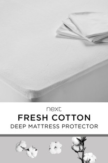 Waterproof Deep Mattress Protector