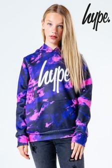 Hype. Tie Dye Hoody
