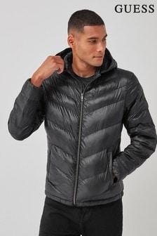 Guess Lightweight Recycled Puffer Jacket