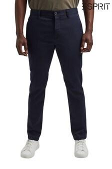 Esprit Blue Woven Trousers