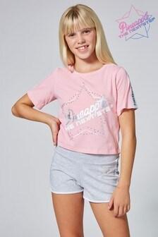 Короткая футболка Pineapple X The Next Step