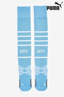 Puma Manchester City Hooped Sock