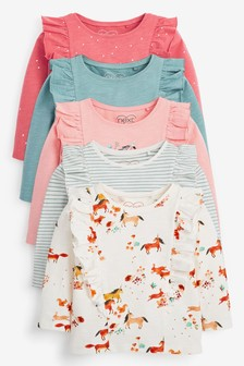 5 Pack Unicorn T-Shirts (3mths-7yrs)