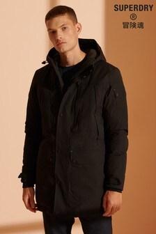 Superdry Waterproof Down Parka Jacket