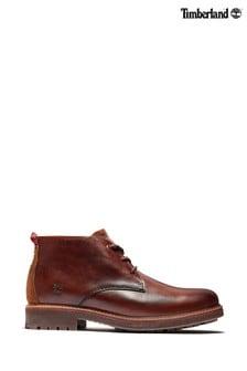 Timberland® Oakrock Leather Waterproof Chukka Boots