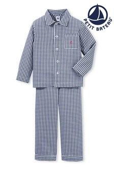 Petit Bateau Check Pyjamas
