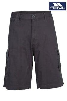 Trespass Grey Rawson - Male Shorts