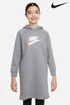 Nike Kapuzenkleid
