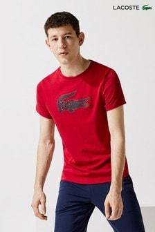 Lacoste Sport Croc Logo T-Shirt