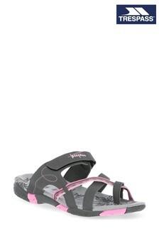Trespass Grey Engel - Female Sandals (267872) | $35