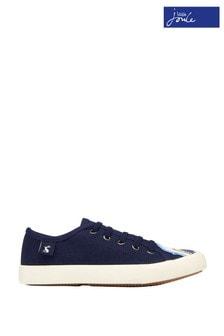 Joules Junior Coast Sneaker, Blau