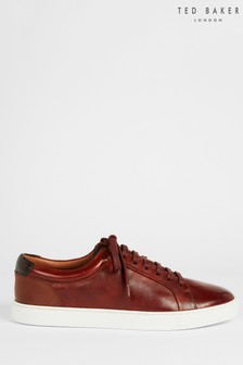 Ted Baker Udamo Leather Trainers