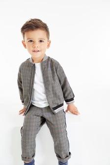 Комплект из пиджака и брюк  (3 мес.-7 лет)