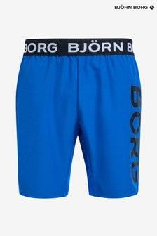 Bjorn Borg August Shorts In Blue