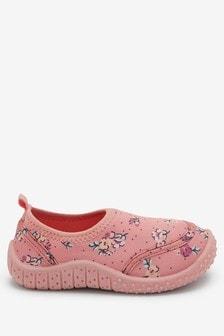 Plážové ponožkové topánky (Mladší)