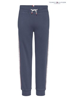 Tommy Hilfiger Blue Taping Sweatpants
