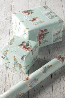 Рождественская оберточная бумага (6 м)