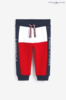 Tommy Hilfiger Blue Baby Colourblock Joggers