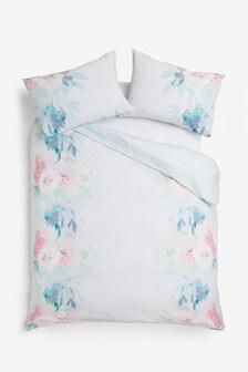 طقم منغطاء لحاف وغطاء وسادة زهور منNew Romance